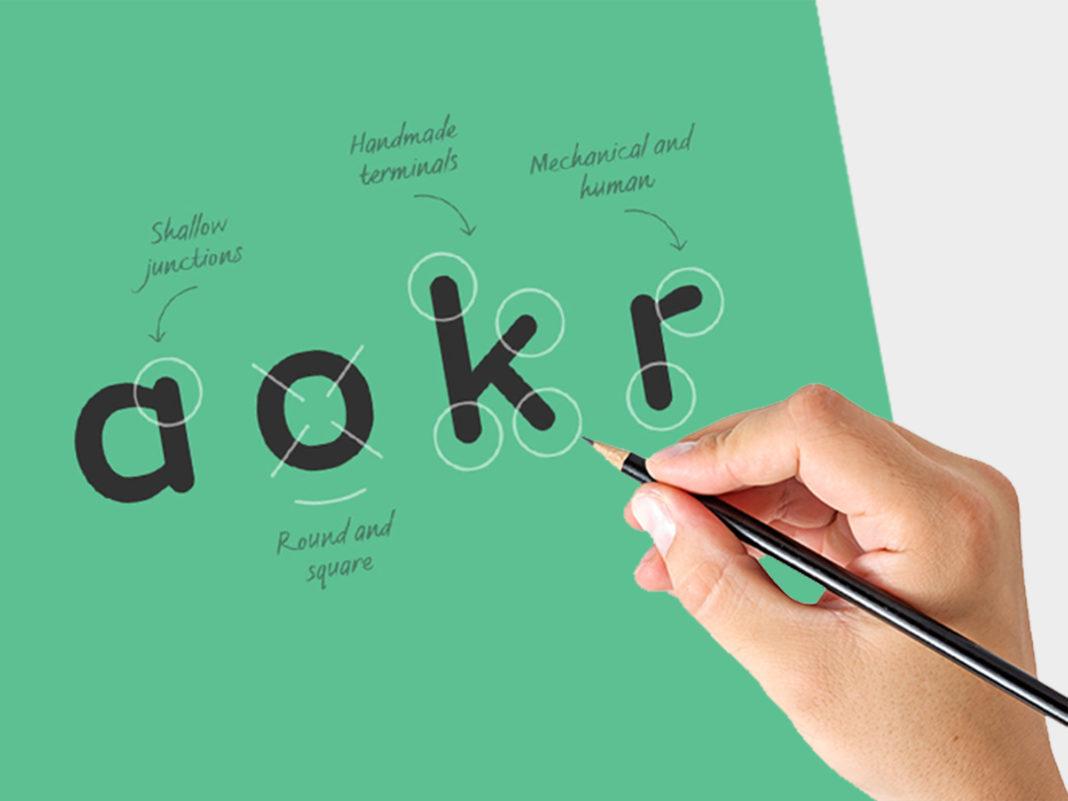 Carattere tipografico guida font