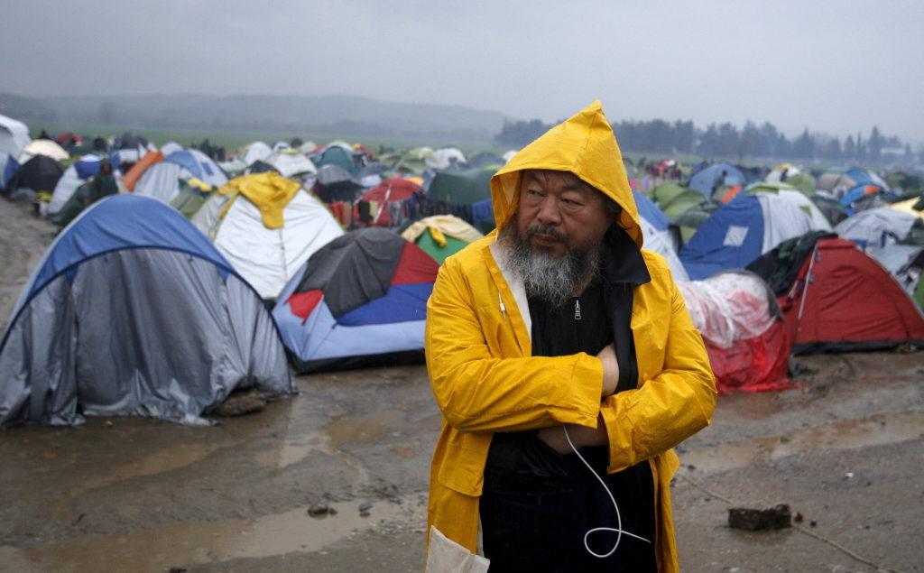 Ai Weiwei mascherine prezzo