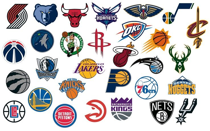 basket loghi migliori grafiche